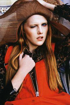 Mega Model Agency - Klara Gro