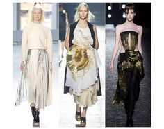 Plissés d'or http://www.vogue.fr/mode/en-vogue/diaporama/les-tendances-mode-du-printemps-ete-2014/15603/image/870212#!plisses-d-039-or