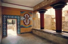 Creta, el descubrimiento de Cnosos · National Geographic en español. · Grandes reportajes