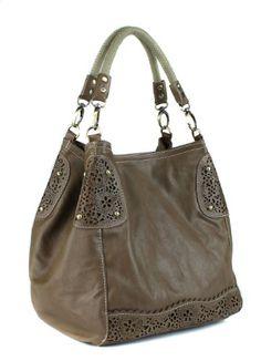 69% Off was $98.00, now is $29.99! Scarleton Laser Cut Handbag H1080 + Free Shipping