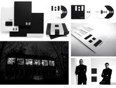 The new visual identity for 1:1 Architects embraces the company mission – to make things more simple and approachable. Design by ScandinavianDesignLab | #branding #identity #design | www.scandinaviandesignlab.com
