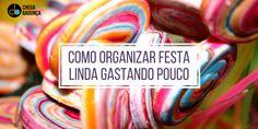 Dicas para planejar uma festa linda gastando pouco :http://blogchegadebagunca.com.br/dicas-para-planejar-uma-festa-linda-gastando-pouco/
