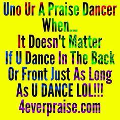 I just wanna Dance!