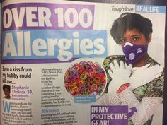 REVIEW: Over 100 Allergies Respro® Allergy™ Mask
