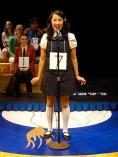 25th annual putnam spelling bee original cast - Google Search