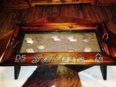 belt buckle display coffee table - google search | diy | pinterest