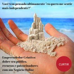 Produtor cultural, artista ou empreendedor criativo? Quer mais autonomia? http:/www.karthaz.com.br
