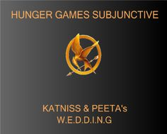 Hunger Games Subjunctive Smart Notebook Lesson - I need someone who knows french so I can adjust it for spanish!