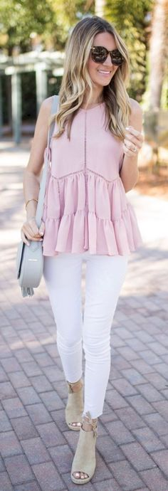 52 Fabulous Summer Outfit Ideas in the Street