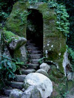 Last Open Door to Fairyland by ~A-Cor-Do-Ar