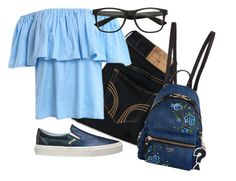 """""""casual"""" by spatel-2001 on Polyvore featuring Vans, Hollister Co. and GUESS"""