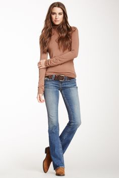 HUDSON Signature Bootcut Jean by Non Specific on @HauteLook ...