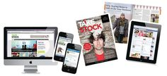 Today's Group - Take Stock Magazine - The Fabl Take Stock, Catering Business, Content Marketing Strategy, Challenges, Articles, Messages, Magazine, Stylish, Warehouse