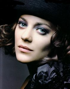 I would like to meet her this summer...I assume I will. Marion Cotillard