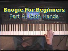 Piano Lessons - Boogie For Pure Beginners Part 4: Hands Together
