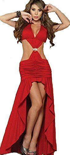 qushi - Robe - Dos nu - Femme -  Rouge - Taille Unique QUSHI https://www.amazon.fr/dp/B019CZ6X40/ref=cm_sw_r_pi_dp_x_jC7Jyb50H5RQA
