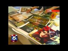 DESIGN ARMY on FOX 5 News - Part 2 Graphic Design Studios, 5 News, Fox, Army, Military, Foxes, Red Fox, Armies