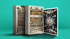 Cabinet of Curiosities - Playing Cards