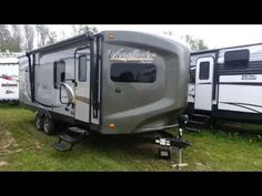 2016 ViewFinder Signature 24SD Ultra Lite Travel Trailer by Cruiser RV @ Camp-Out RV in Stratford - YouTube