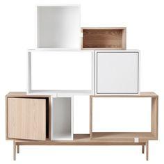 Estanteria Stacked System - Muebles Contenedores - Almacenaje - Mobiliario - DomésticoShop
