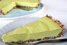 No-Bake Lemon Tart [Raw, Gluten-Free, Vegan]