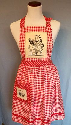 *The Graphics Fairy LLC*: Brag Monday - Wooden French Postcards and Retro Apron