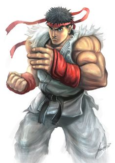 100 Best The Art Of Street Fighter Ryu Images Street Fighter