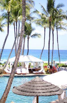 The Grand Wailea in Maui, Hawaii