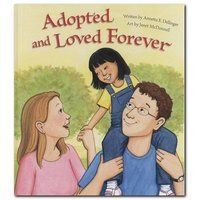 A wonderful resource for children 4 to 7 years old, this book assures young children that their adoptive parents will love them forever...
