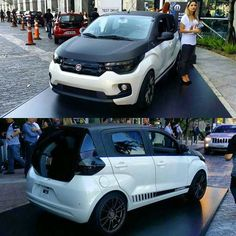 """Pra quem não chegou a ver este é o novo Fiat Mobi Mopar uma versão especial customizada pela Fiat no dia para uso exclusivo no seu lançamento. Será que o ditado """"Mopar or no Car"""" também é válido neste caso? Haha. Comente e marque seus amigos! #fiat #fiatmobi #mobi #novofiat #novomobi #brc #dicurrida #autosuper #n2r #apexbr Siga nossos parceiros: @becauseracecar.br @apexbr @clutchkick_br @dac.322 @zeroacemracing @autoclubsp @need2race @notsostock @enquantovocedorme @speedmachineoficial…"""