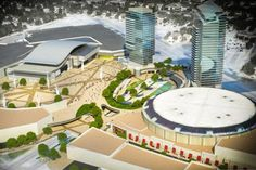Northlands pitching 'Vision 2020' to Edmonton City Council