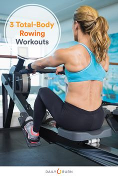 3 Rowing Machine Workouts for Cardio and Strength High intensive interval training(hiit), cardio training at home, cardio circuit workout for fat burning, full body workout Rower Workout, Band Workout, Gym Workouts, Cardio Hiit, Shred Workout, Interval Workouts, Workout Routines, Rowing Machines, Workout Machines
