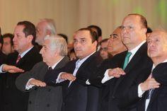 Periodismo sin Censura: ASISTE EL GOBERNADOR ROBERTO BORGE AL MENSAJE CIUD...