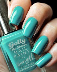 BarryM Gelly - Guava | Eeeek Nail Polish