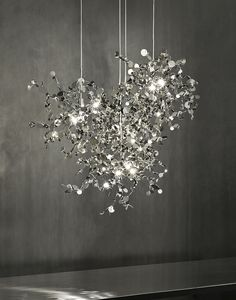 TERZANI  contemporary and unique chandelier