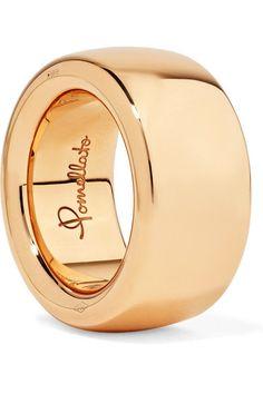 Pomellato   Iconica 18-karat rose gold ring   NET-A-PORTER.COM