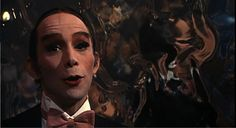 """Joel Grey, who played the Emcee in """"Cabaret,"""" came out publicly at the age of Sad Movies, World Movies, I Movie, Emcee Cabaret, Jordan Thomas, Wild Bunny, Joel Grey, Bob Fosse, Best Actress Award"""
