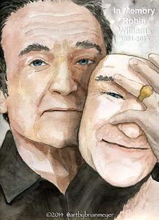 Petes  New Writeplace: Taking The Mask Off:  Stigma killed Robin Williams...