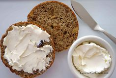 Gourmet Girl Cooks: Grain-Free Power Bagels - Chocked Full of Seeds, Nuts & Fruits