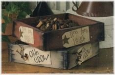 Wood Speciality Tray | R and K Country Crafts