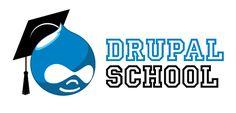 drupal school logo