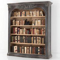 книжные шкафы фото..