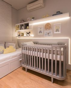 Awesome Quarto Decorado Bebe that you must know, Youre in good company if you?re looking for Quarto Decorado Bebe Shared Baby Rooms, Baby Boy Rooms, Baby Cribs, Baby Bedroom, Baby Room Decor, Girls Bedroom, Bedroom Decor, Nursery Layout, Nursery Room