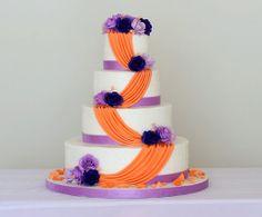 Cake Panache | Custom Wedding Cakes | Butter Cream Specialists