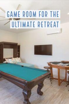 Luxury Vacation Home - Cayman Bella Vista Grand Cayman Island, Cayman Islands, Construction Services, Vacation Home Rentals, Game Room, Luxury Homes, House Design, Beach, Kids