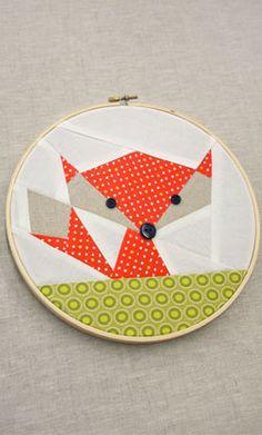 Fox- pattern by Artisania