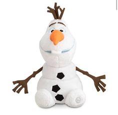 Cute little snowman from Frozen: Olaf