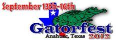 Josh Abbott Band @ 2012 Gatorfest, Saturday, September 15th. Anahuac, TX. Get tickets here: http://www.texasgatorfest.com/index.php/festival-info/shopping/