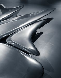 Zaha Hadid, Ivorypress Exhibition _
