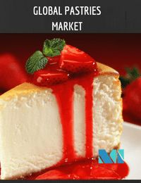 The global pastries market is expected to grow at a CAGR of 3.0% during the forecast period, to reach a market value of USD 35 billion by 2021.